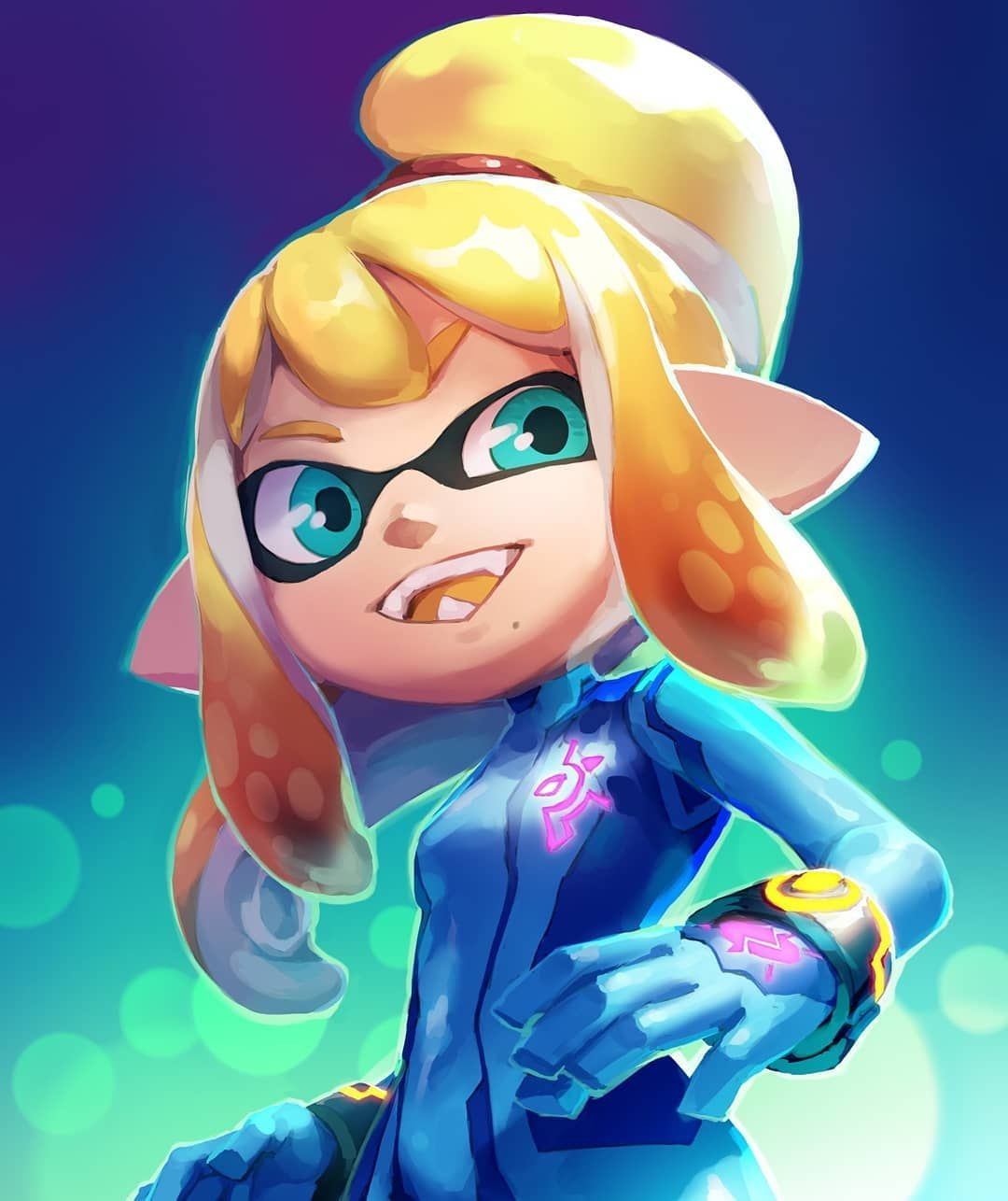 Zero Suit Woomy🦑 I Credited The Wrong Person, The Real