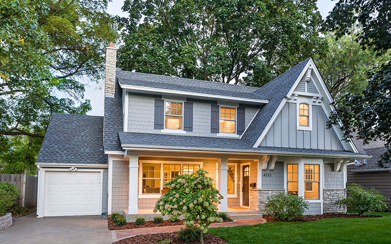 Auburn A Building A House House Siding House Styles