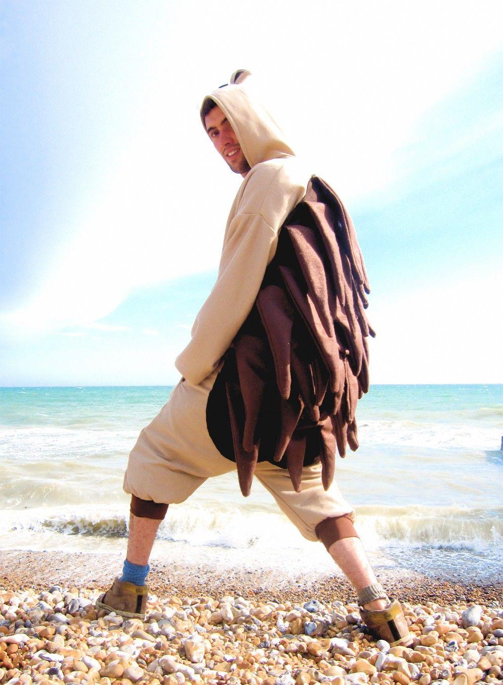d37d0bf5de92 Hodgepodge - hedgehog onesie - All in one adult animal costume. £105.00