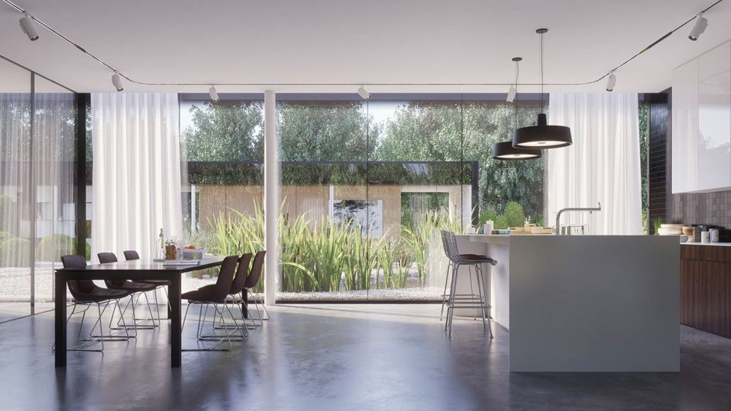 4 modern villas that embrace indoor outdoor living interior design ideas