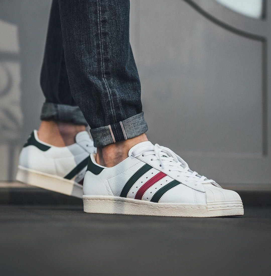 pretty nice bbd17 6d5bf adidas Superstar 80s
