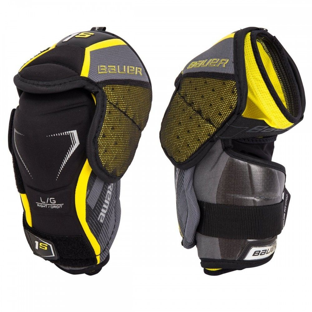 Bauer Supreme 1s Senior Elbow Pads Hockey Elbow Pads Elbow Pads Hockey