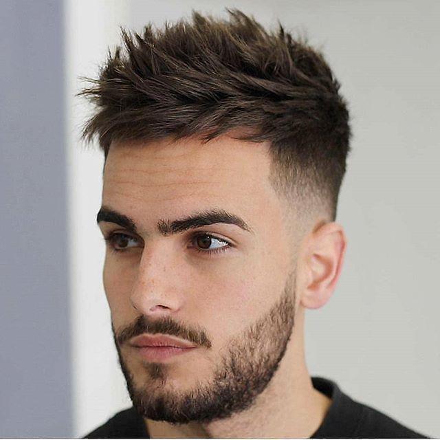38 Beste Kurzhaar Schnitte Fur Manner 2020 In 2020 Haarschnitt Manner Haare Manner Herrenhaarschnitt