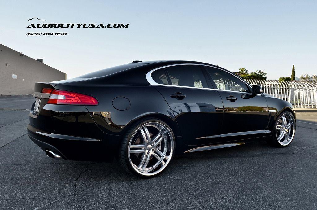 Photo 2 Jaguar Xf Custom Wheels Xix X 15 22x9 0 Et Tire Size 235 30 R22 22x10 5 Et 275 25 R22 Jaguar Xf Jaguar Car Custom Wheels