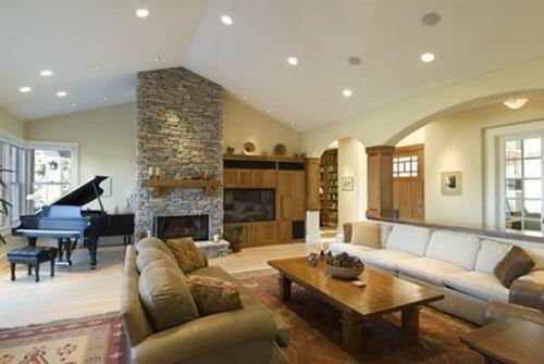 Living Room Lighting Options | living room | Pinterest | Living ...