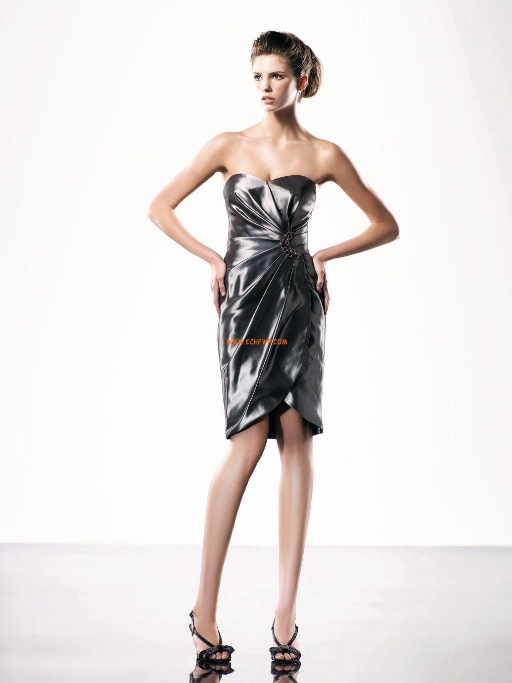 mini Kleine schwarze Kleider Abendkleider 2014 | mini Abendkleider ...