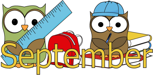 cute owl in glasses - Clip Art Library