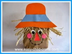 3 Of My Favorite Pinterest Fall Craft Activities Scarecrow Crafts For Kids Diy