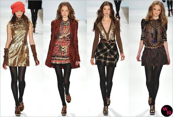 Fashion Week Fall 2010 Street Style Boots StyleList