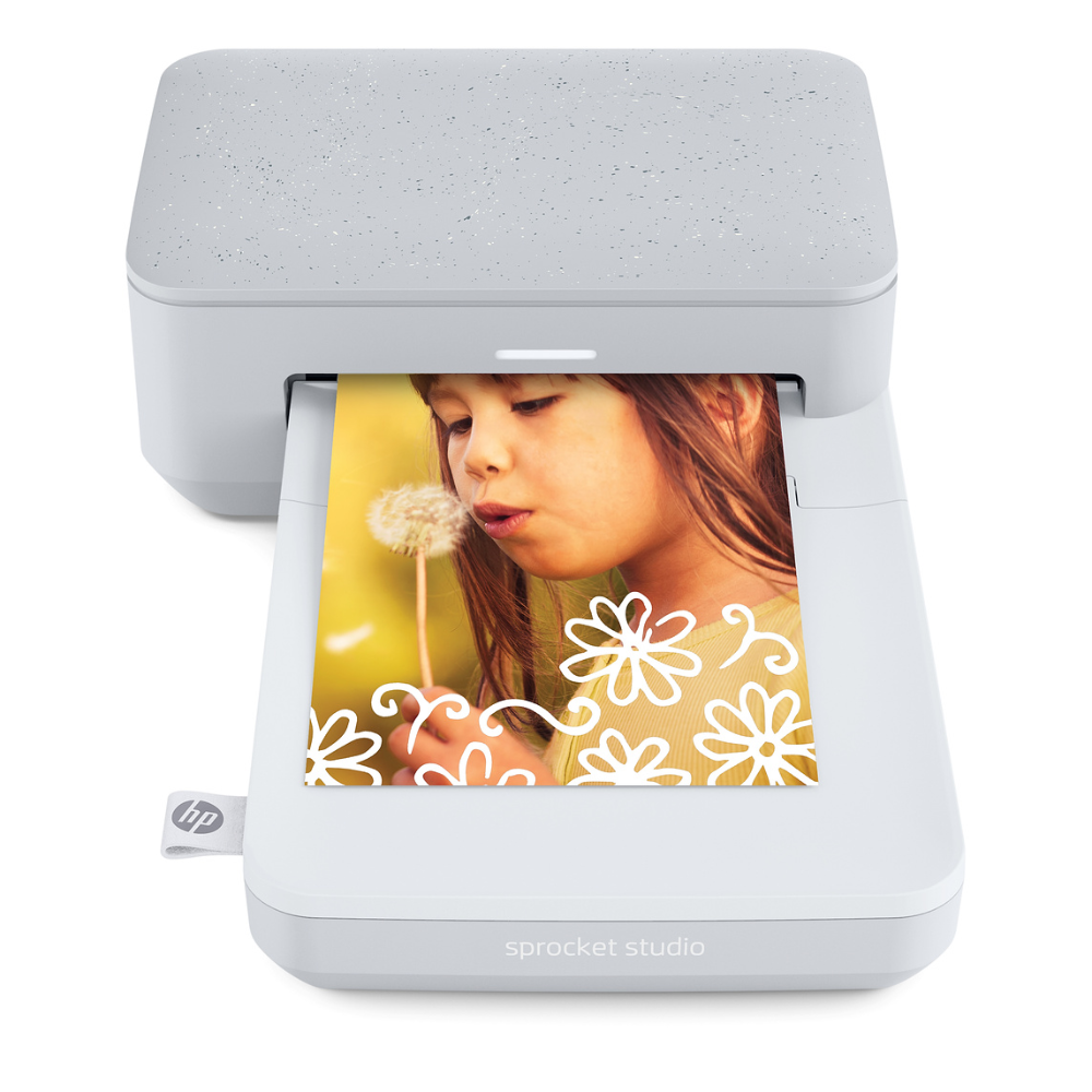 HP Sprocket Studio Photo Printer Apple (UK) Photo