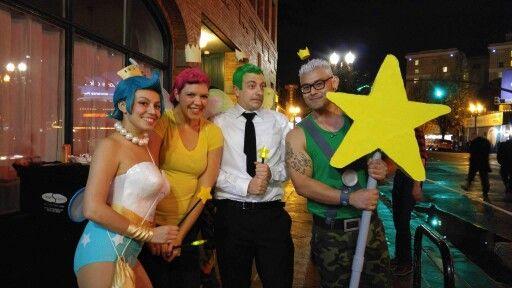 Halloween 2020 Strangle Fairly odd parents! Tooth fairy, wanda, cosmo and Jorgen von