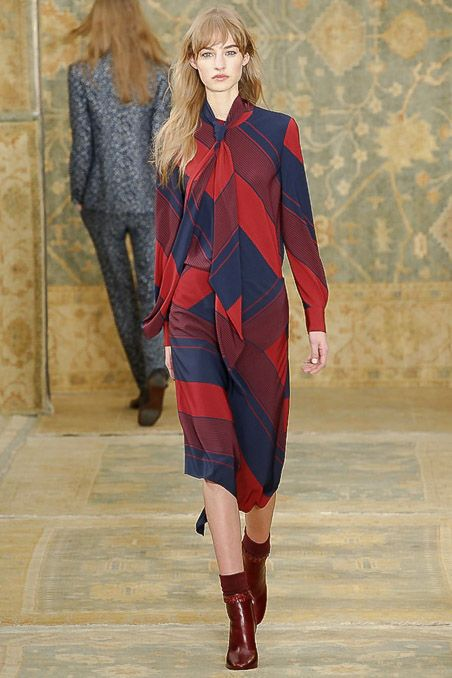 Tory Burch - Fall 2015 Ready-to-Wear - Look 12 of 35