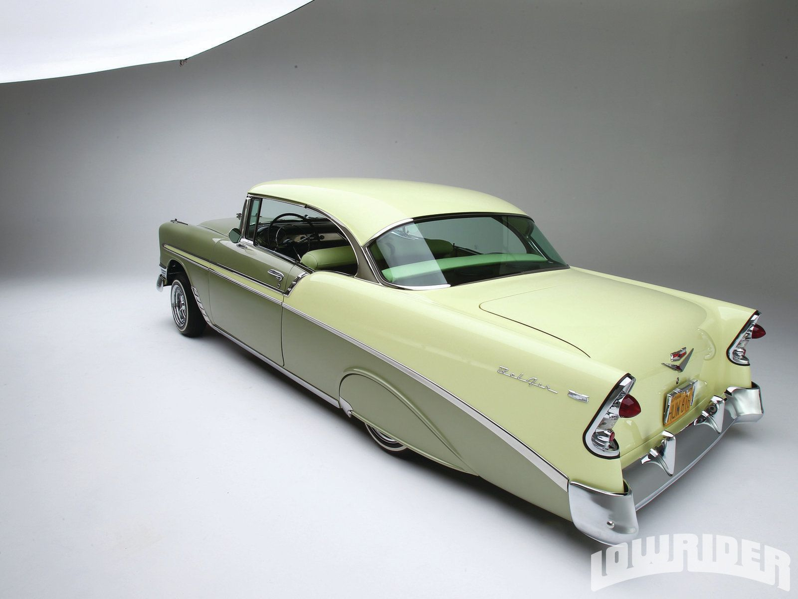 1956 bel air for sale submited images - 1956 Chevrolet Bel Air Rear View Photo 1