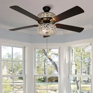 Ceiling Fans With Lights You Ll Love Wayfair With Images