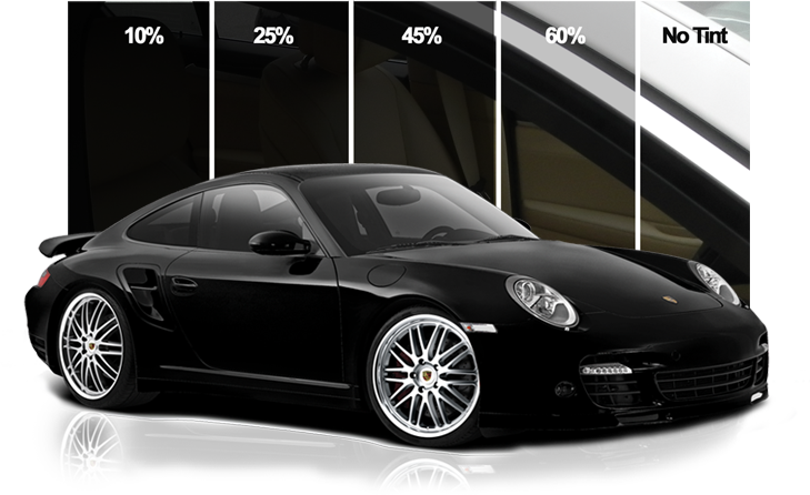 We Are The Leading Experts In Auto Tinting And Auto Window Tinting
