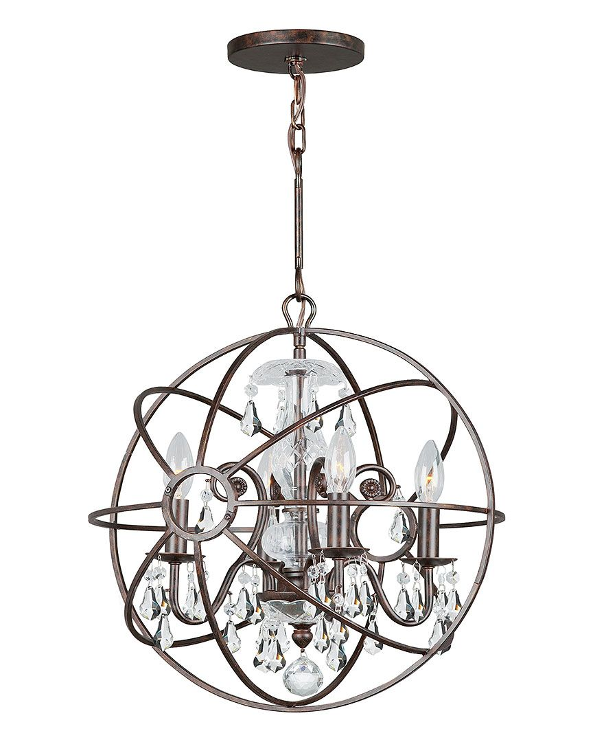 Moderne Kristallleuchter A Modern Fixture That Can Work With Many Decorating Styles ...