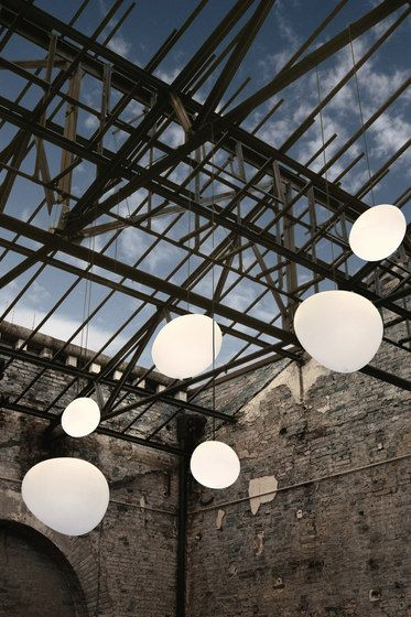 Gregg outdoor suspension xl pendant lights from foscarini architonic
