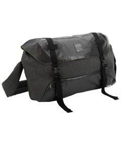 Messenger JACK BAG Umh/ängetasche Canvas Tasche schwarz NEU