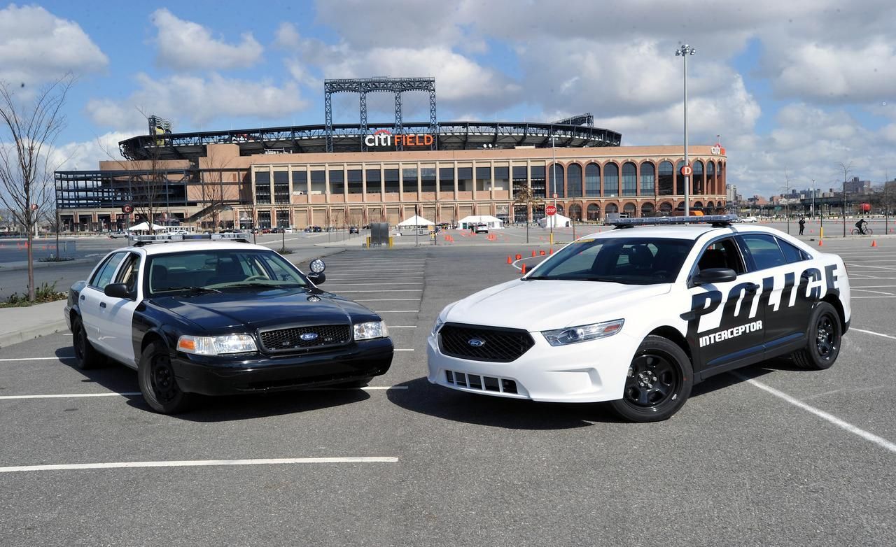 Ford Crown Victoria Police Cars 2012 Ford Taurus Victoria Police