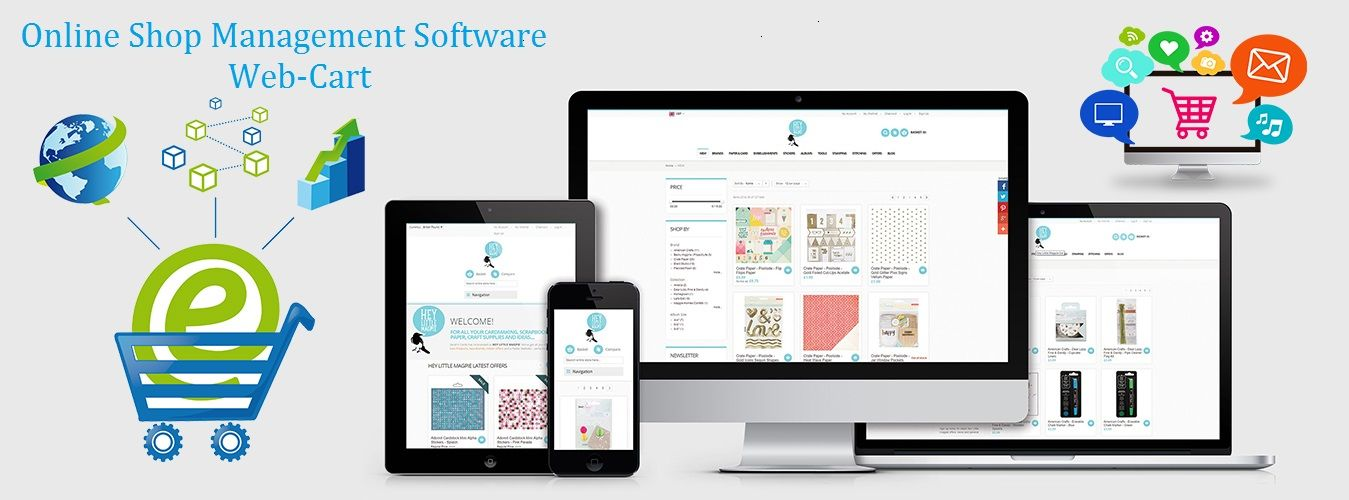 We At Web Cart Are A Leading Global Ecommerce Website Design And Shop Management Software With Images Ecommerce Website Design Ecommerce Web Design Web Development Design