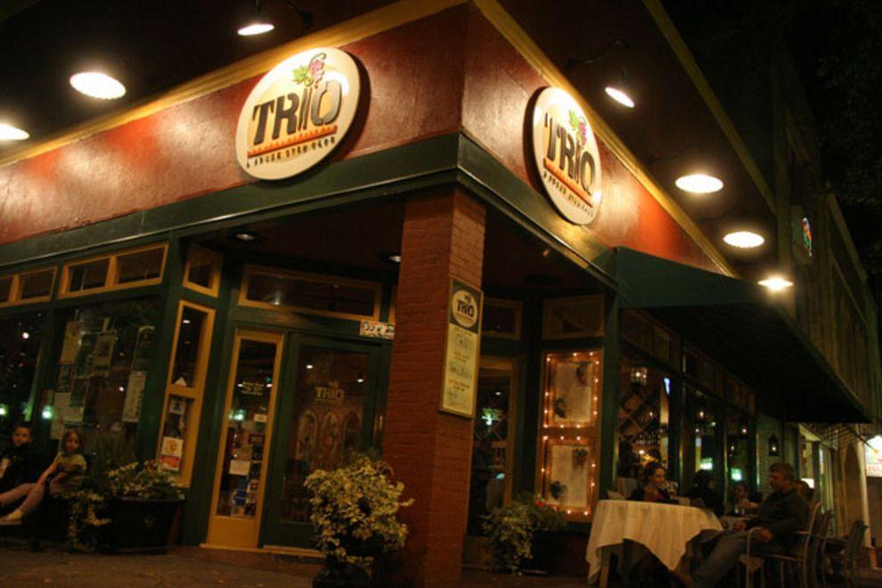 Trio Brick Oven Cafe Italian Restaurant Reasonable Pricing Anderson Sc