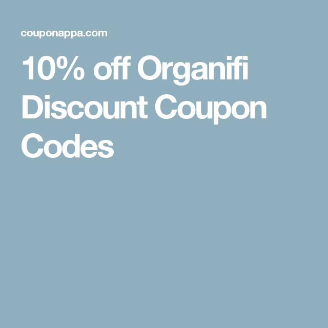 Organifi coupon code