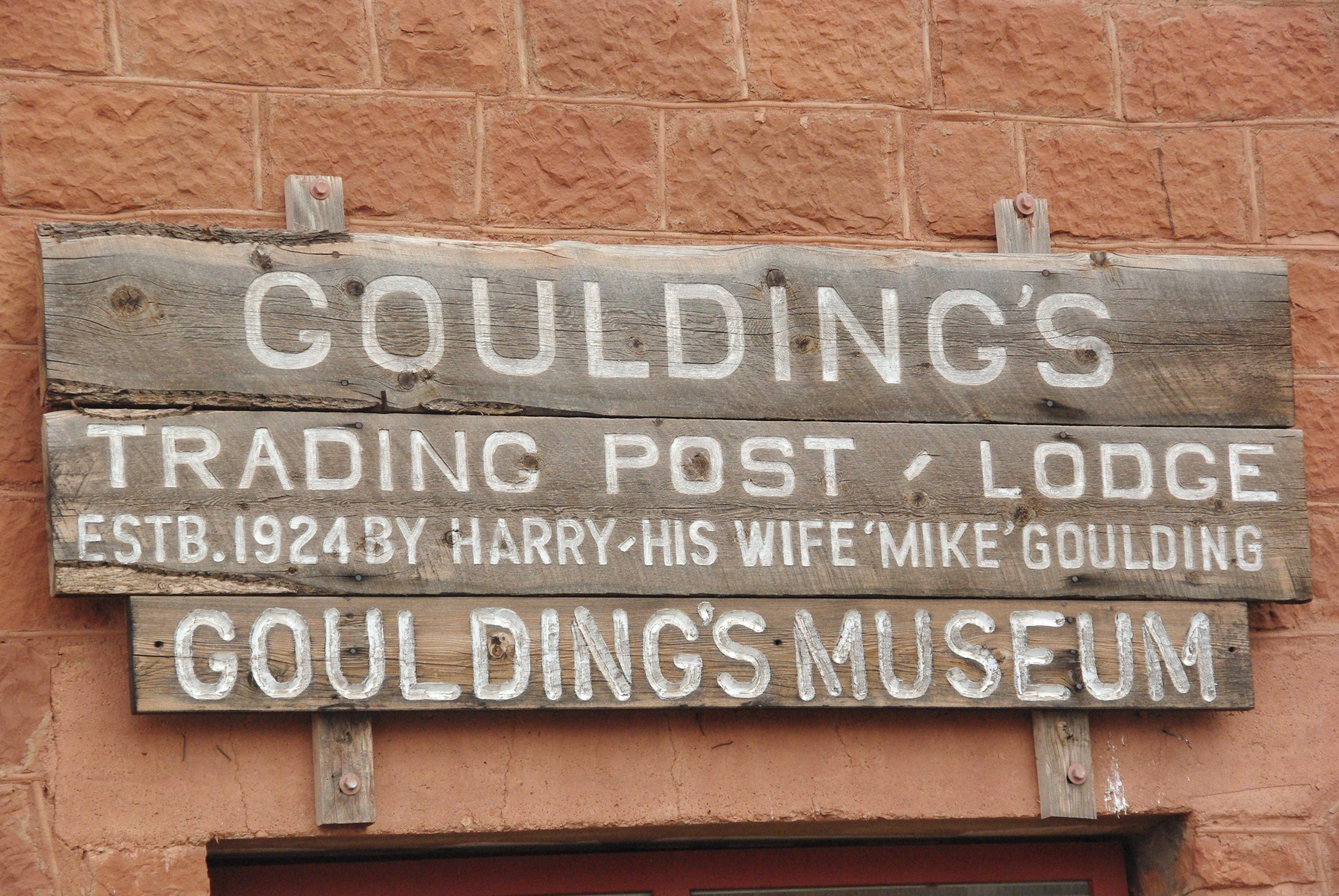 goulding lodge - Bing Images