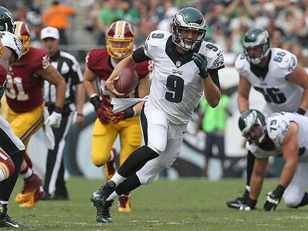 Nick Foles Shines In A Slugfest Go Eagles Eagles Philadelphia Eagles