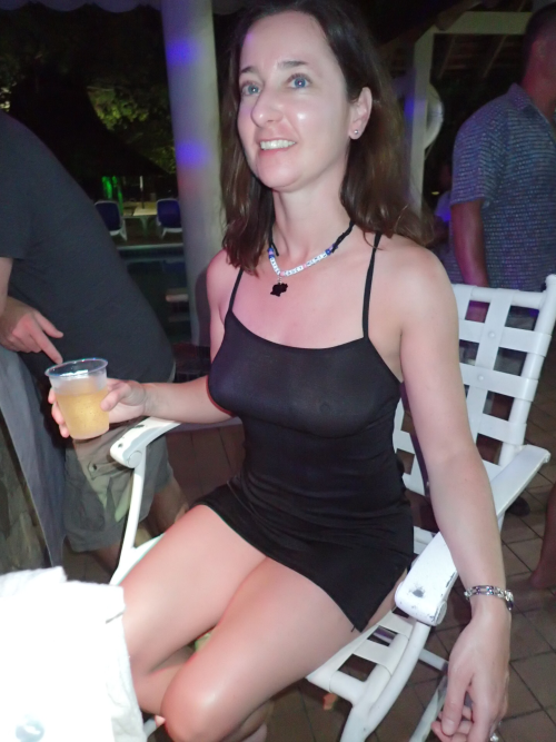 Sexy Wife Vacation