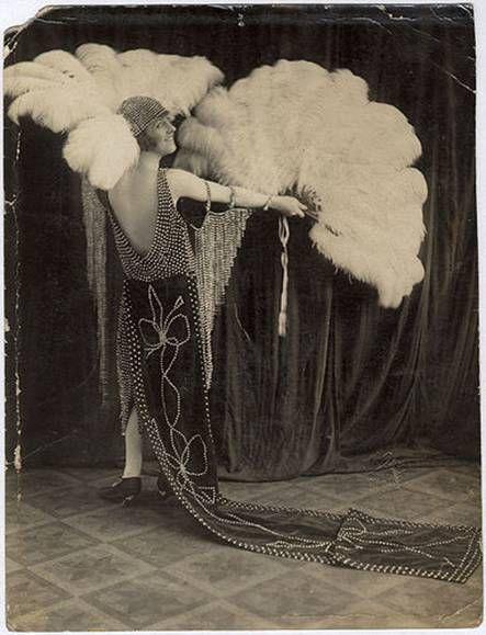 Jimmy SLATER :: Female Impersonator, early 1920's