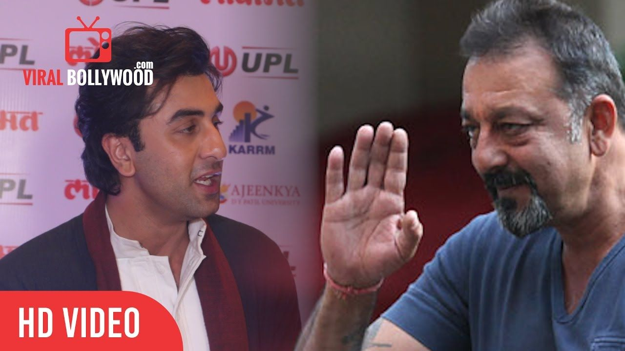Ranbir Kapoor On Sanjay Dutt Biopic 60% Of Shoot Is Done ...
