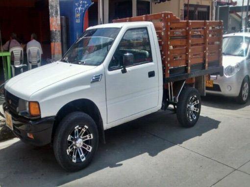 Fotos De Camioneta Luv 2300 4x4 Estacas En Popayan Cauca Fotos