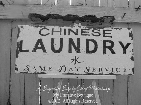 Laundry Room Sign Laundry Room Decor Rustic White Home Etsy In