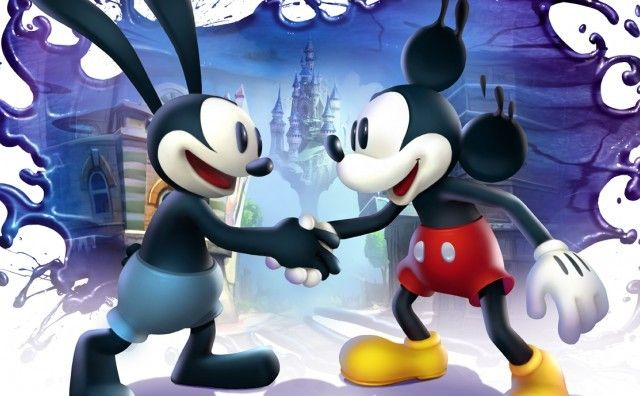 Epic Mickey 2: Behind The Scenes