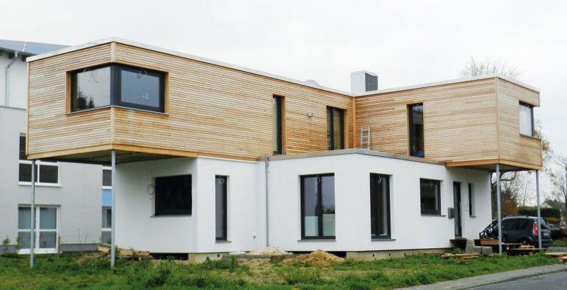 wohnen ber 50 qm smarthouse gmbh haus pinterest wohnen haus und anbau haus. Black Bedroom Furniture Sets. Home Design Ideas