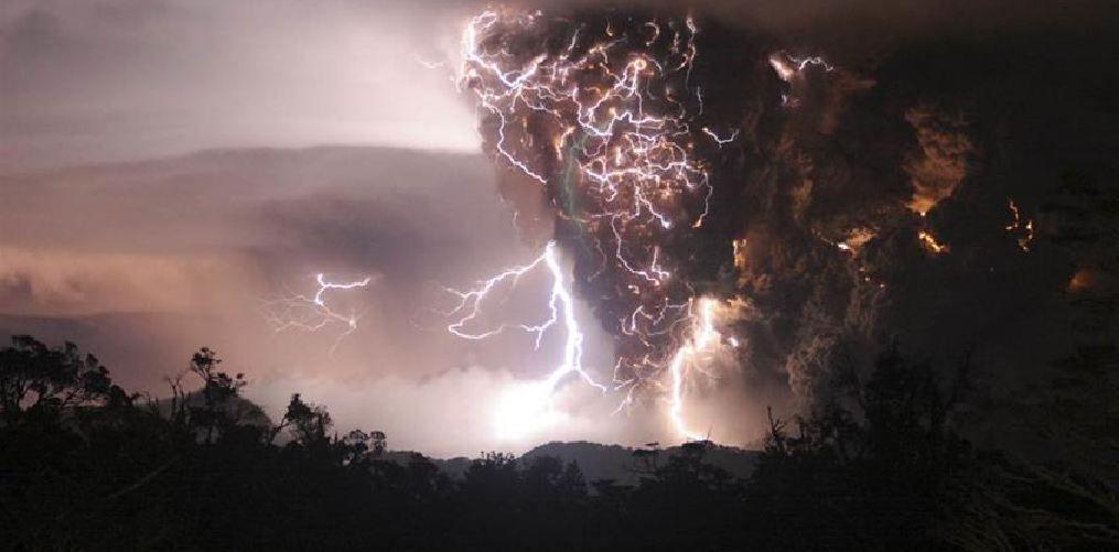 Asombrosa Fotografía de una Tormenta