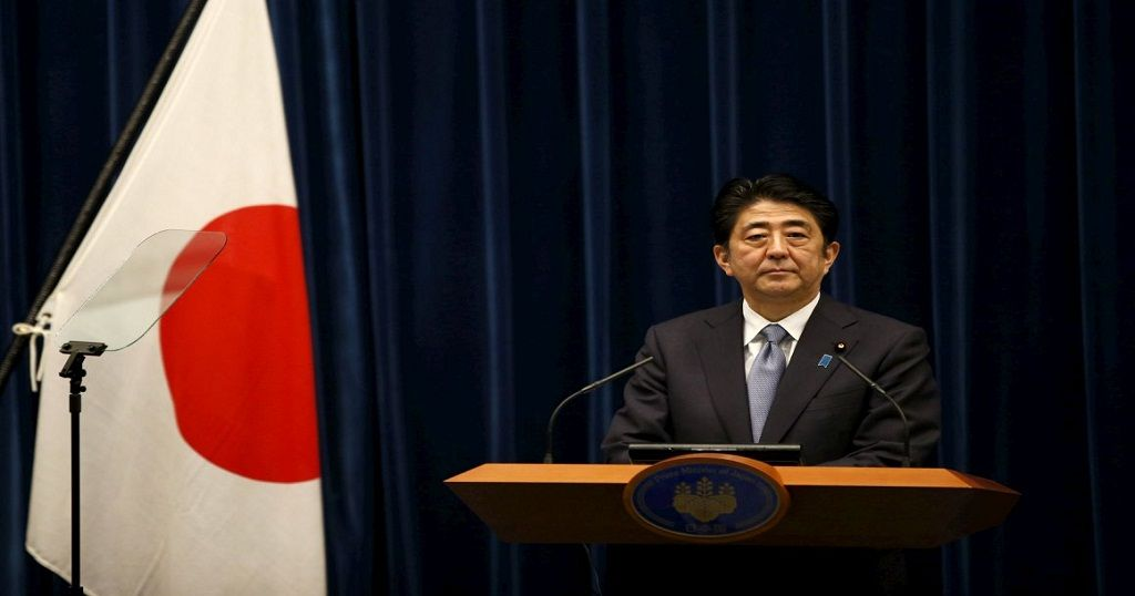 Premiê do Japão garante prevenção do terrorismo