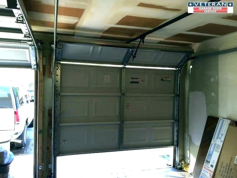 Garage Door Torsion Spring Installation How To Replace Garage Garage Door Torsion Spring Garage Door Repair Spring Garage Door Springs
