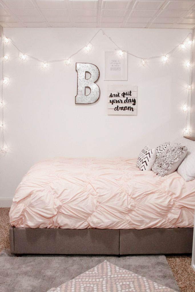 Outstanding Cute Teenage Girl Bedroom Ideas Pinterest That Will Blow Your Mind Turquoise Room Girl Bedroom Decor Diy Girls Bedroom