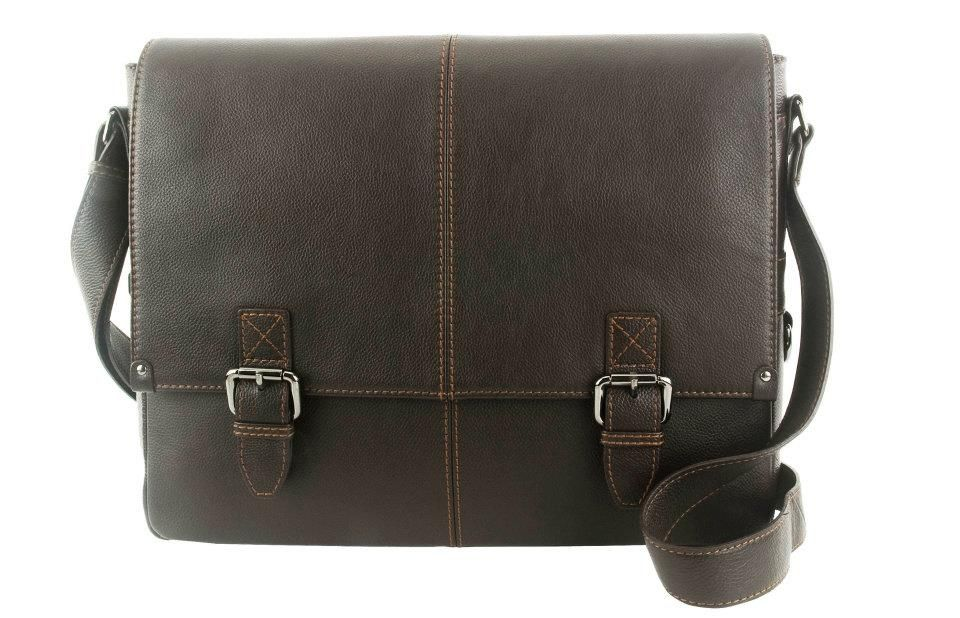 da50fcddd4 Rectangular shoulder bag with flap panel