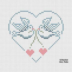 80+ Etamin Şablonları Kalp Desenleri ,  #Crossstitch #etamindesenleri #etaminmodelleri #etaminşablonlarıörnekleri #kanaviçeşablonörnekleri , Etamin şablonları ile ilgili sizlere birçok paylaşımda bulunduk, şimdi de sırada kalp desenlerinde. Kırlent modeli, etamin pano modeli olarak ...