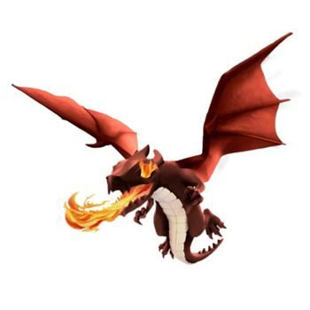 Dragon Lvl 4 Google Search Clash Of Clans Clash Of Clans
