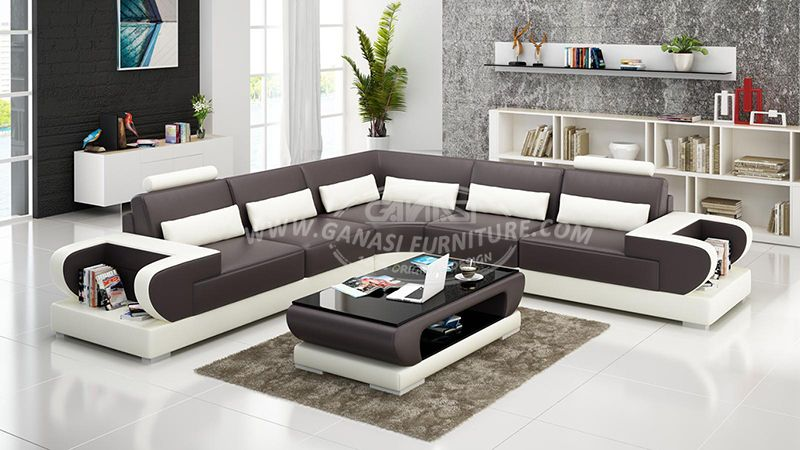 . 2015 corner sofa american leather sofa design european style