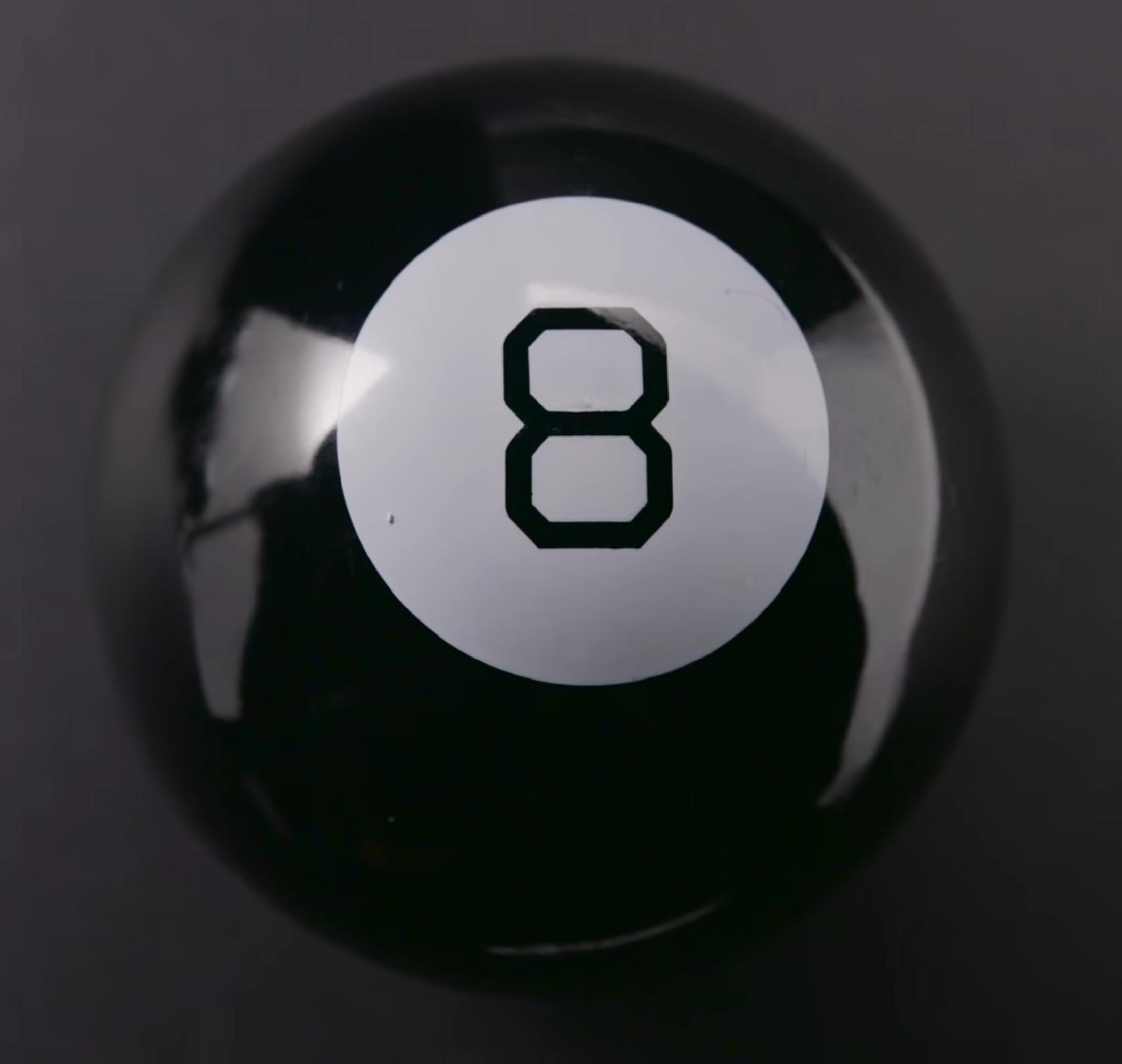 Reko 9 Magic 8 Ball Magic 8 Ball Magic Eightball Gaming Gifts