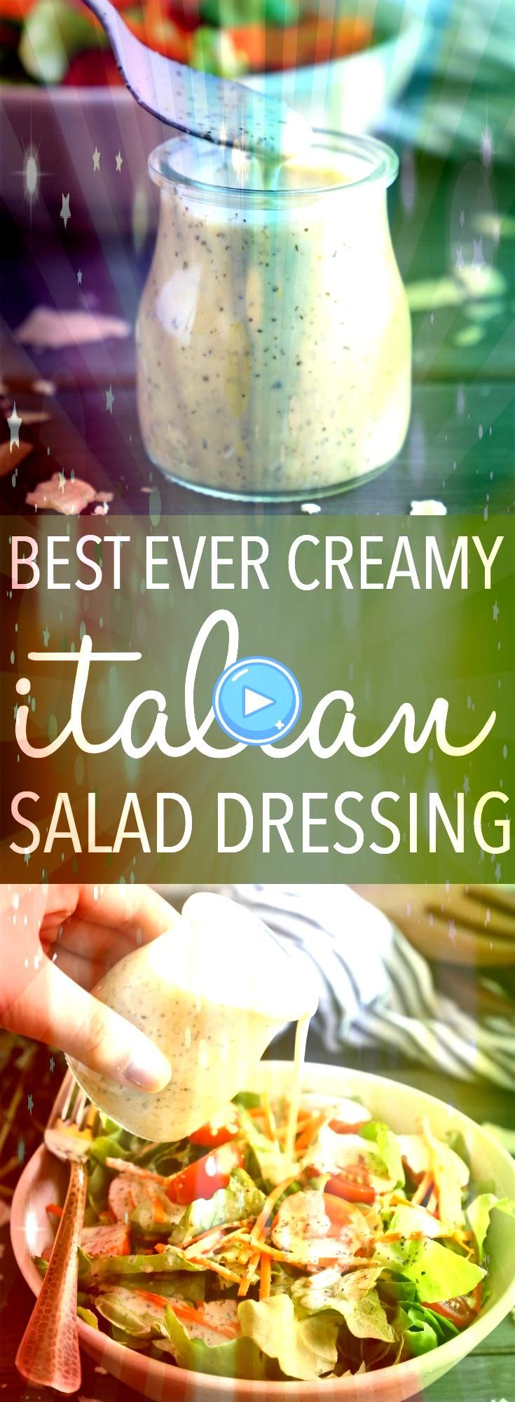 omit cheese  This Classic Creamy Itali ADJUST omit cheese  This Classic Creamy Itali Homemade Caesar Salad Dressing is better than the bottle So creamy with fresh garlic...