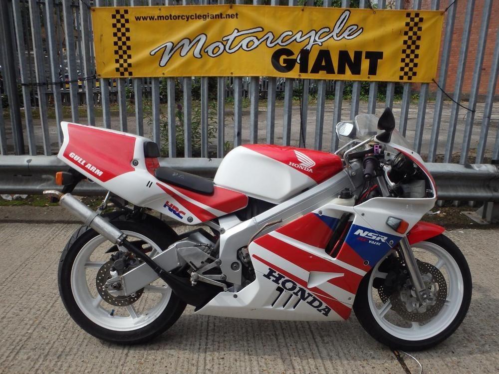 eBay: Honda NSR 250 MC21 1992 11k miles from Japan | Honda Racing