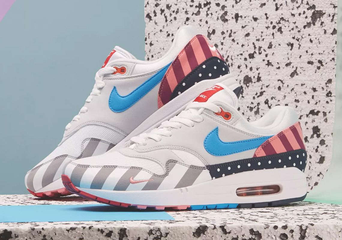 Where To Buy The Parra x Nike Air Max 1 Spiridon  thatdope  sneakers   luxury  dope  fashion  trending d160b0134