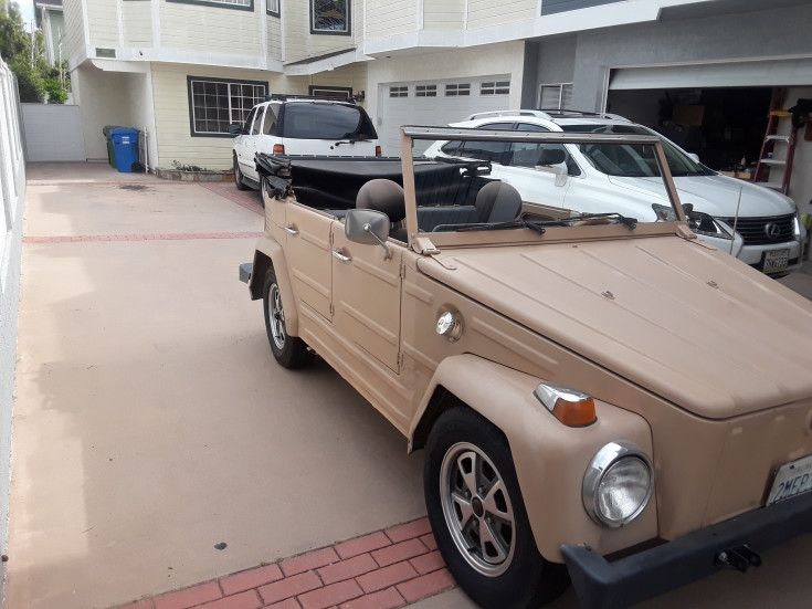 1973 Volkswagen Thing for sale near Redondo Beach, California 90278 - Classics on Autotrader