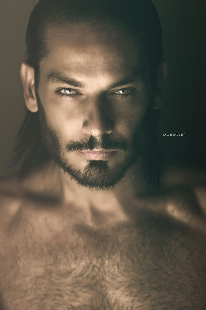 Hmm... Depagen perhaps? 'Werewolf' by Quemas / Diego Lema. Click to view large size.