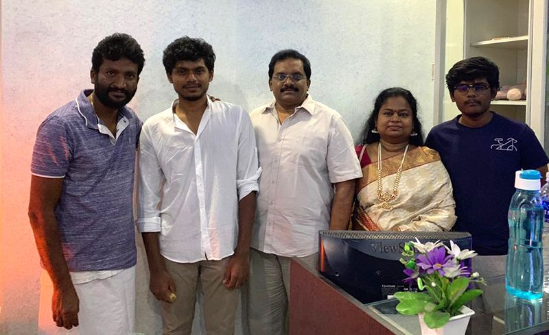 "SUSEENTHIRAN'S ""CHAMPION"" DUBBING WORKS ON FULL SWING"